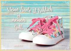 """Postkartenserie """"Meine Seele ist fröhlich"""" - 12 Stück"""