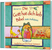 CD: Die Gott hat dich lieb Bibel zum Anhören (4)