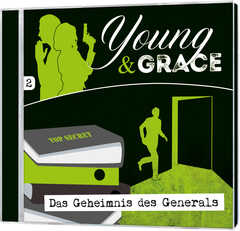 CD: Das Geheimnis des Generals - Young & Grace (2)