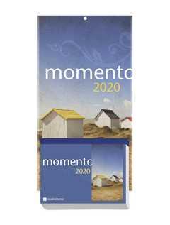 Momento 2020 - Abreißkalender