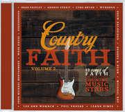 CD: Country Faith Vol. 2