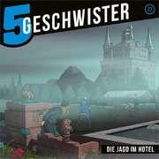 CD: Fünf Geschwister - Die Jagd im Hotel (27)