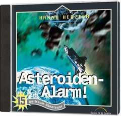 CD: Asteroiden-Alarm! - Weltraum-Abenteuer (15)