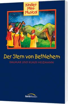 Liederheft: Der Stern von Bethlehem