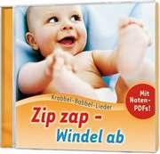 CD: Zip zap-Windel ab (Krabbel-Babbel 1)