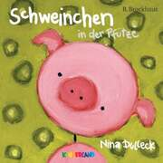 Schweinchen in der Pfütze
