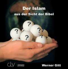 Hörbuch: Der Islam aus der Sicht der Bibel