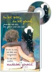 """CD-Card: """"Du bist spitze,..."""" - NEUTRAL"""