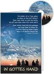 CD-Card: In Gottes Hand - Geburtstag