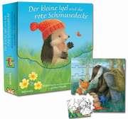 Puzzlebox: Der kleine Igel und die rote Schmusedecke - Set