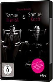 DVD: Samuel Harfst & Samuel Koch