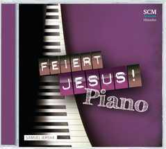 CD: Feiert Jesus! Piano