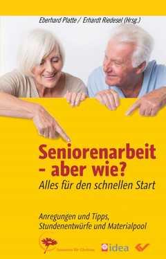 Seniorenarbeit Aber Wie Eberhard Platte Erhardt
