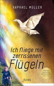 Ich fliege mit zerissenen Flügeln