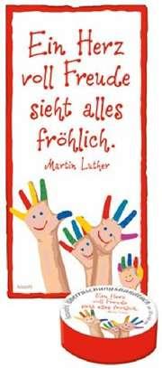 """Handtuch """"Ein Herz voll Freude"""""""