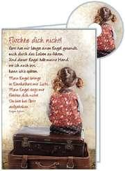 CD-Card: Gott hat mir längst einen Engel gesandt - Trauer