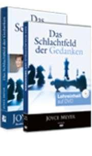 Das Schlachtfeld der Gedanken  - Set 2 aus Buch + DVD