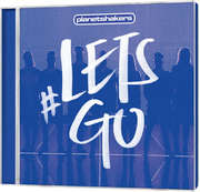 CD + DVD: #Letsgo (Live)