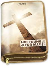 "Bibelhülle Hoffnung für alle ""Crossroad"""