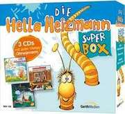 3-CD-Box: Die Hella-Heizmann-Super-Box