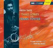 CD: A Fresh Taste of Thad Jones and Frank Foster