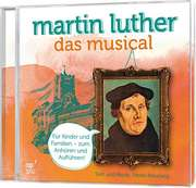 CD: Martin Luther: Das Musical